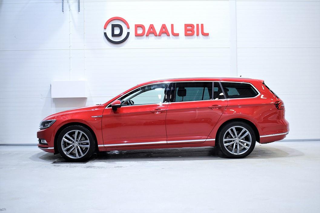 Volkswagen Passat GTS 2.0 4M 240HK EXECUTIVE D-VÄRMARE SE.UTR!!