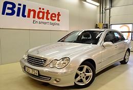 Mercedes-Benz C 230 Avantgarde 204hk Aut