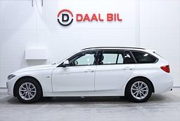 BMW 318D TOURING 143HK SPORTLINE MOTORVÄRMARE P-SENS KEYLES