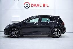 VW Golf GTE 1.4 B-VÄRM DRAG COCKPIT