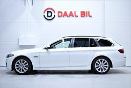 BMW 520d 190HK X-DRIVE EURO 6 M-RATT FULL.SERV