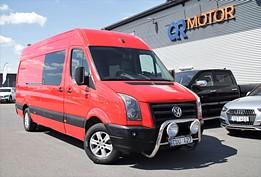 Volkswagen Crafter 2.5 TDI 109hk 5 SITS Crossbuss