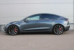 Tesla Model 3 Performance AWD 510hk 1 Ägare Svensksåld