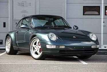 Porsche 911 993 3.6 Carerra Coupé (272hk)
