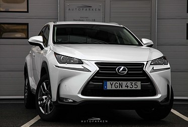 Lexus NX 300h AWD 2.5 ECVT Euro 6 197hk