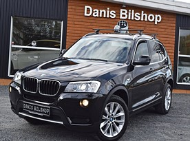 BMW X3 xDrive 20d/Panorama/Helläder