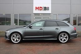 Audi RS 6 Avant Performance 605HK Q Svensksåld momsbil