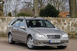 Mercedes-Benz C 180 Kompr. Avantgarde Aut Kombi
