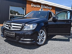 Mercedes-Benz C 250 CDI 4 MATIC