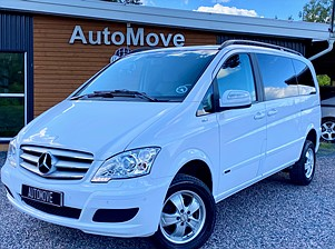 Mercedes Viano 2.2 CDI 4MATIC TouchShift, 163hk,