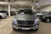 Mercedes ML350 BlueTEC 4MATIC 7G-Tronic Plus Eu 6 258hk