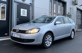 VW Golf VI 1.6 TDI Variant 4Motion (105hk)