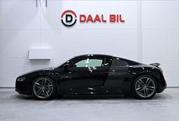 Audi R8 COUPÉ V10 FSI 525HK QUATTRO CARBON MATRIX SE.UTRUST!