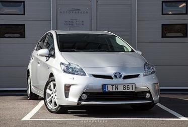 Toyota Prius Plug-in Business Sv-såld Nyserv