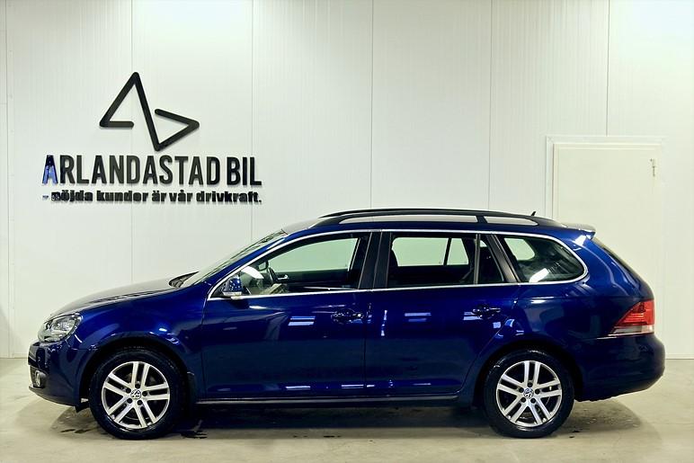 VW Golf 1,6 102hk