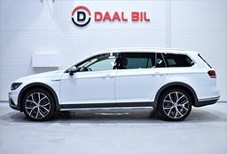 VW Passat ALLTRACK 2.0 240HK 4M EXECUTIVE D-VÄRM