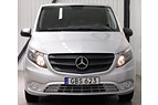 Mercedes-Benz Vito 116 LÅNG LÅGSKATT D-VÄRME