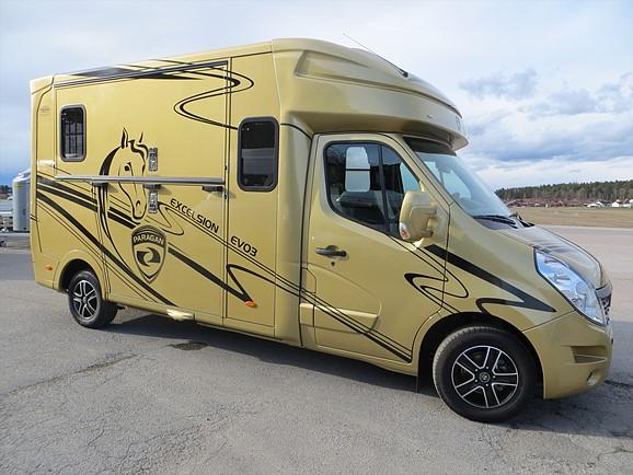 Excelsion EVO3 170 hk EURO 6