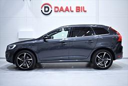 Volvo XC60 D5 POLESTAR 230HK R-DESIGN PANO NAVI H/K