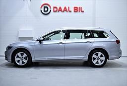 VW Passat SPORTSCOMBI TDI 190 DSG 4MOTION /P-VÄRMARE/ DRAG