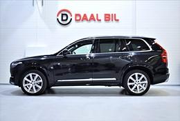 Volvo XC90 D5 AWD INSCRIPTION B&W LUFTFJÄD 7-SITS