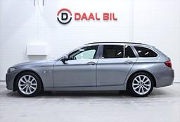 BMW 520D XDRIVE TOURING 190HK P-SENS LÄDER KAMK BT KEYLESS
