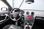 Audi A3 Cab 1.8 TFSI Ambition S-Line Skinn 160hk