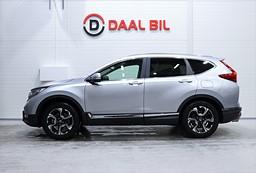 Honda CR-V 1.5 AWD 193HK 7-SITS LIFESTYLE NAVI KAMERA DRAG