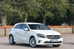 Mercedes-Benz A 180 CDI SE Edition