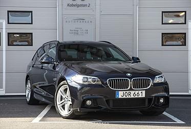 BMW 530 d X-Drive M-Sport Navi Auto 1-Ägare