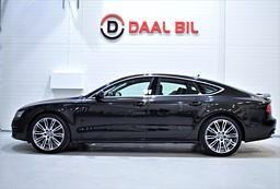 Audi AUDI A7 3.0 V6 245HK QUATTRO BOSE TAKLUCK SE.UTR