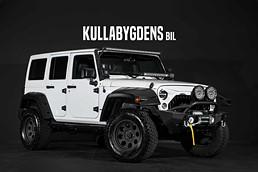 Jeep Wrangler Unlimited 3.6 V6 4dr (290hk)