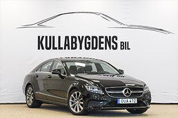 Mercedes-Benz CLS 350 BlueTEC (258hk)