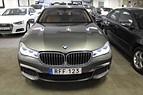 BMW 740d xDrive Sedan, G11 (320hk)