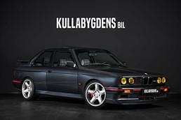 BMW M3 E30 222hk