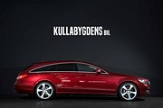 Mercedes-Benz CLS 350 Shooting Brake