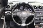Audi A4 3.0 V6 Cabriolet quattro (220hk)