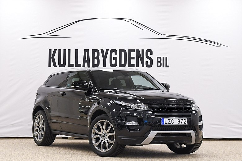Land Rover Range Rover Evoque SD4 4WD Aut Coupé