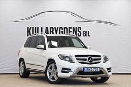 Mercedes-Benz GLK 350 CDI 4Matic AMG | Comand
