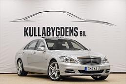Mercedes-Benz S 400 Lång Hybrid | Distronic | Comand