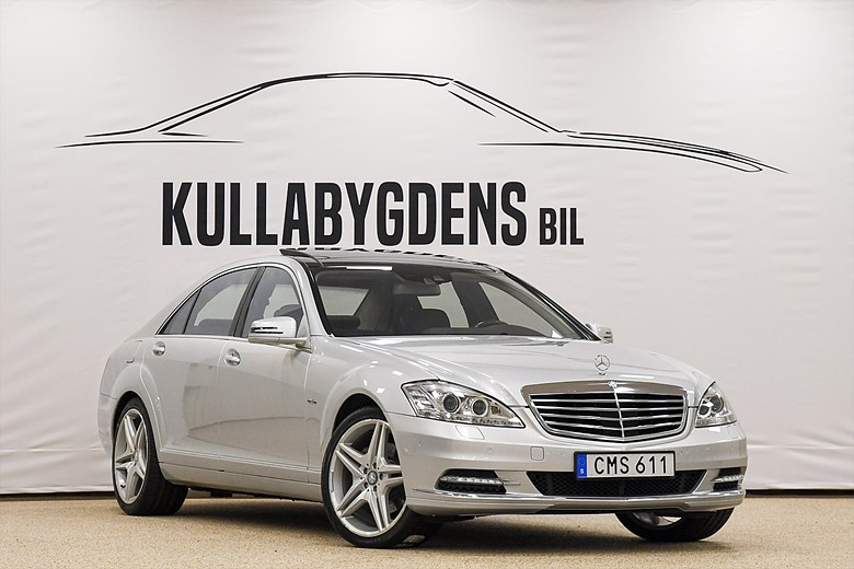 Mercedes-Benz S 400 Lång Hybrid | Distronic | Comand
