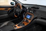 Mercedes-Benz SL 500   ABC   Comand