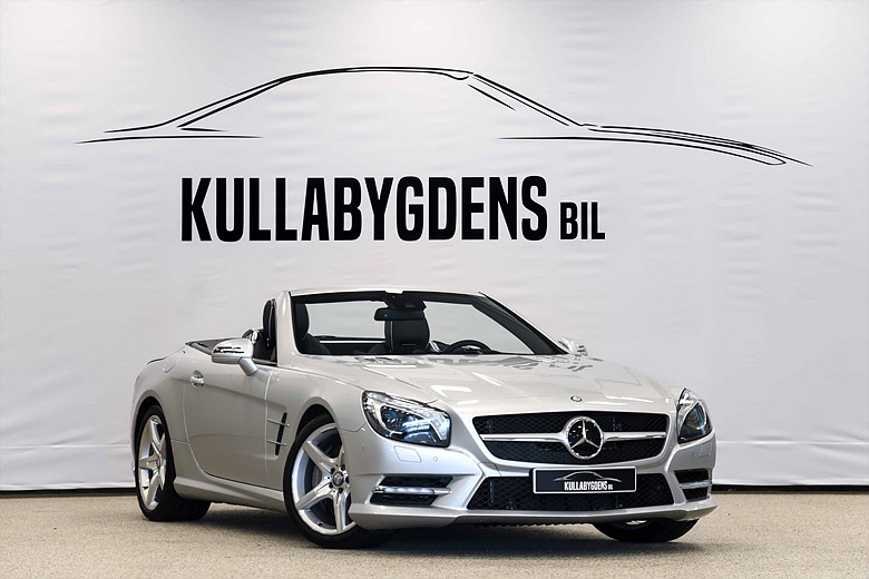 Mercedes-Benz SL 500 AMG | Magic Sky | 795mil