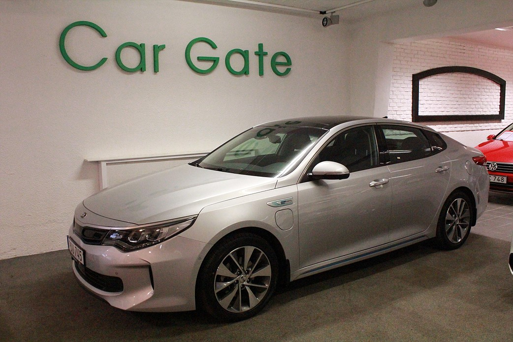 KIA Optima 2.0 GDi Plug-in Hybrid (205hk)