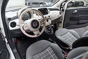 Fiat 500 Lounge 1.2 69hk Navy