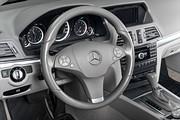 Mercedes-Benz E 250 CGI Cabriolet | Airscarf
