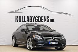 Mercedes-Benz CL 500 4M AMG Biturbo Facelift