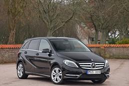 Mercedes-Benz B 200 CDI (136hk) | Drag