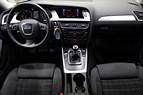 Audi A4 Avant 2.0 TDI Quattro 170hk Drag