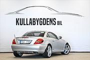 Mercedes-Benz SLK 300 Aut Cab Sportpaket
